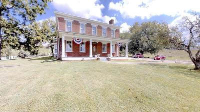 Single Family Home For Sale: 532 Fairground Road