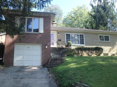 Single Family Home For Sale: 2816 Circle Drive