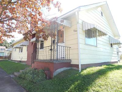 Single Family Home For Sale: 7202 Ohio River Road