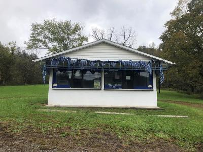 Lucasville Commercial For Sale: 7351 Sr 139