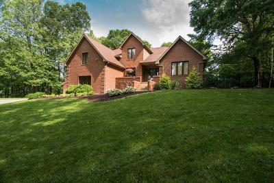 Wheelersburg Single Family Home For Sale: 92 Hummingbird Ln.