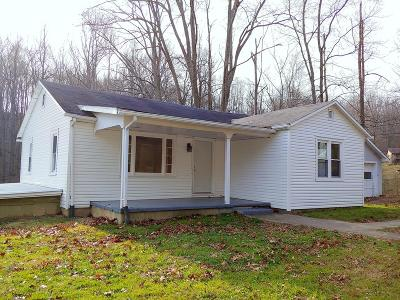 Single Family Home For Sale: 309 Flowers Ison Road