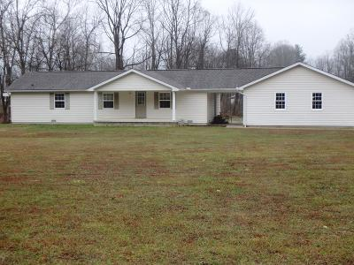 Single Family Home For Sale: 10082a U.s. Highway 52
