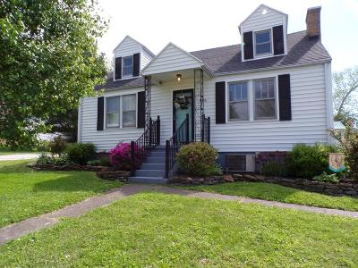 Single Family Home For Sale: 4626 New Rose Ave