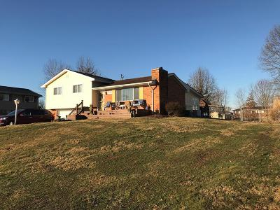 Wheelersburg Single Family Home For Sale: 2645 Brookhaven Drive