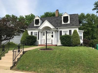 Portsmouth Single Family Home For Sale: 2904 North Hill Rd