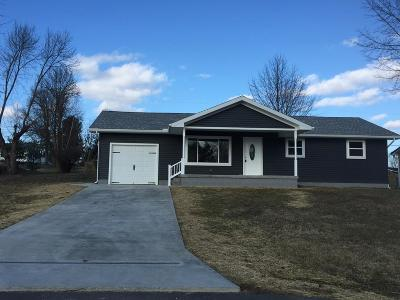 Wheelersburg Single Family Home For Sale: 903 Connie