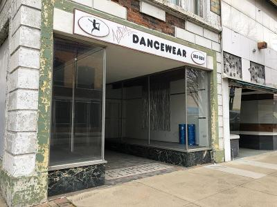 Portsmouth Commercial For Sale: 313 Chillicothe Street