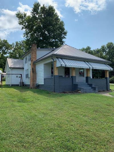 Wheelersburg Single Family Home For Sale: 33 High Street
