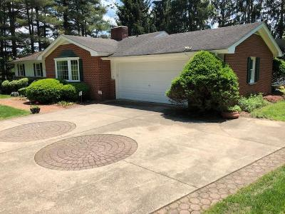 Portsmouth Single Family Home For Sale: 1520 Hawthorne