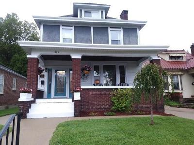 Portsmouth Single Family Home For Sale: 1605 Kinney's Lane