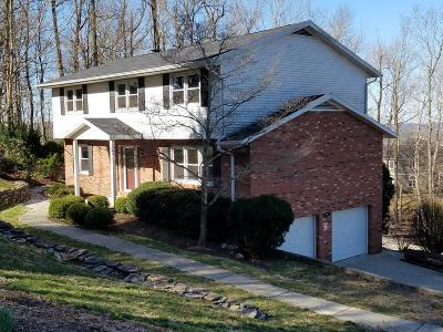 Wheelersburg Single Family Home For Sale: 7517 Sun Hill Dr.