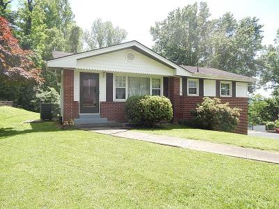 Wheelersburg Single Family Home For Sale: 648 Hillsdale Drive
