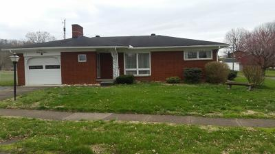 Lawrence County Single Family Home For Sale: 1507 Charlotte Street