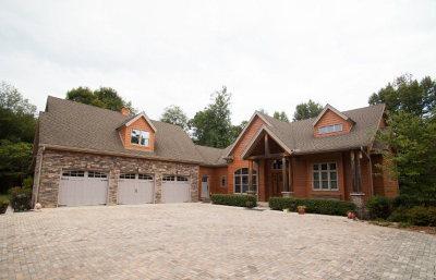 Wheelersburg Single Family Home For Sale: 956 Patriot Ridge