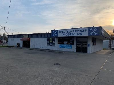 Wheelersburg Commercial For Sale: 8508 Ohio River Road