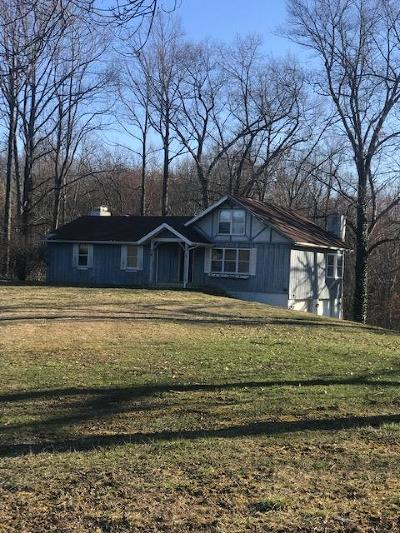 Minford Single Family Home For Sale: 24 Jacobs Rd