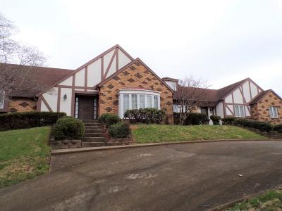 Wheelersburg Single Family Home For Sale: 677 Havenwood
