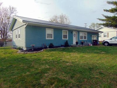 Single Family Home For Sale: 1065 Kittle Rd.