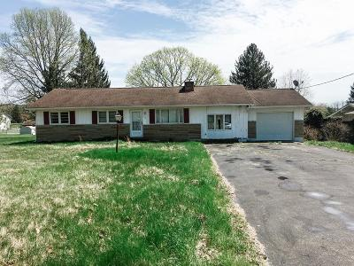 Single Family Home For Sale: 314 Bel Air