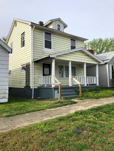 Single Family Home For Sale: 2022 6th Street