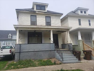 Single Family Home For Sale: 611 3rd Street