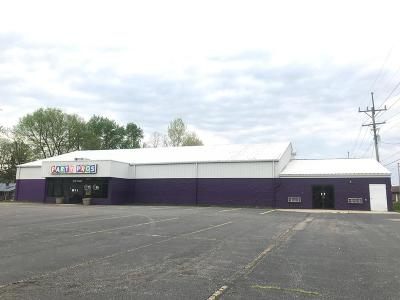Wheelersburg Commercial For Sale: 8512 Hayport Road