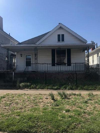 Single Family Home For Sale: 1732 7th