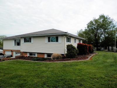 Wheelersburg Single Family Home For Sale: 2423 Ridgewood Drive