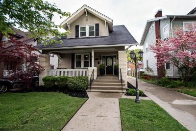 Single Family Home For Sale: 2110 Grandview Ave.