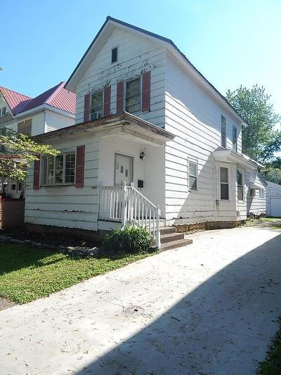 Portsmouth Single Family Home For Sale: 1918 Timmonds Avenue