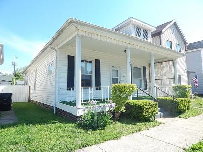 Portsmouth Single Family Home For Sale: 1647 Highland Avenue
