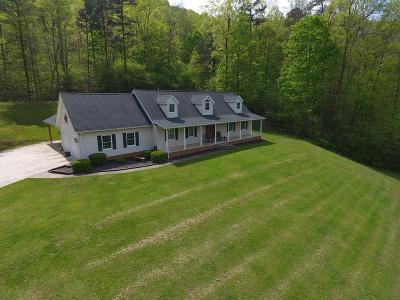 West Portsmouth Single Family Home For Sale: 1963 Carey's Run Pond Creek Road
