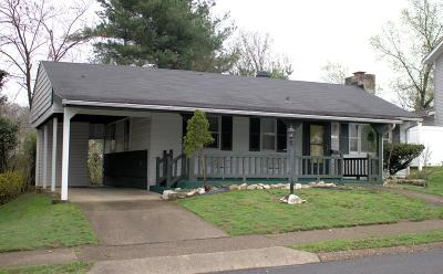 Single Family Home For Sale: 2845 North Hill Road