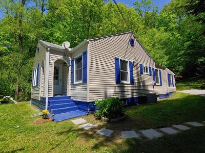 Portsmouth Single Family Home For Sale: 1970 Swauger Valley Road