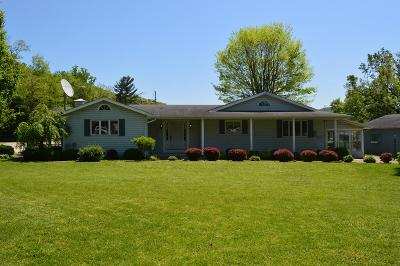 Pike County Single Family Home For Sale: 8458 State Route 124