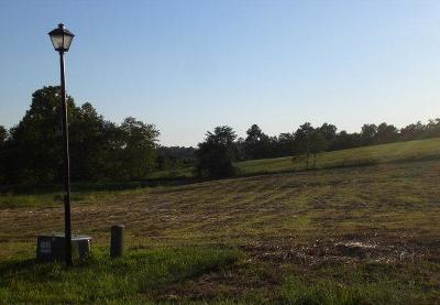 Wheelersburg Residential Lots & Land For Sale: Lot 15 Hunters Point