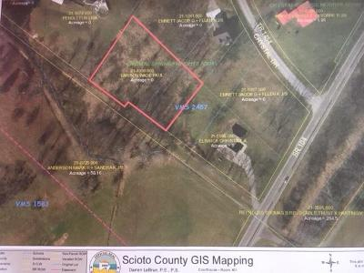 Lucasville Residential Lots & Land For Sale: Silver Lane