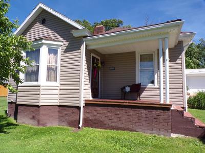 Single Family Home For Sale: 1160 Simon Miller Road