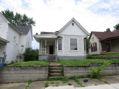 Portsmouth Single Family Home For Sale: 1319 Lincoln St.