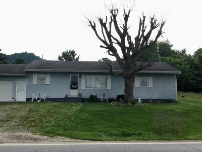 Lucasville Single Family Home For Sale: 11971 State Route 104