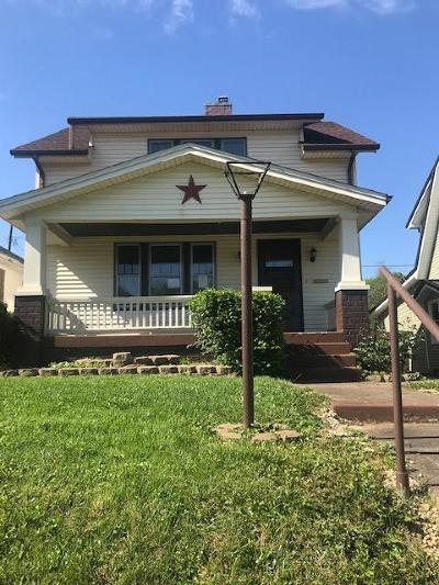 Single Family Home For Sale: 5553 Kentland Ave