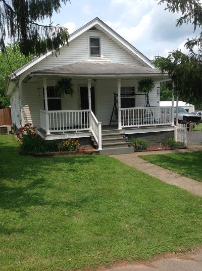 Single Family Home For Sale: 1807 Kemper Lane