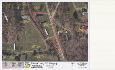 Lucasville Residential Lots & Land For Sale: 537 Sedan Crabtree