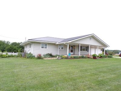 Lucasville Single Family Home For Sale: 1819 Piketon Road