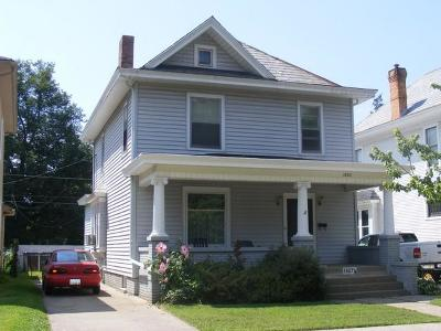 Single Family Home For Sale: 1827 Baird Ave