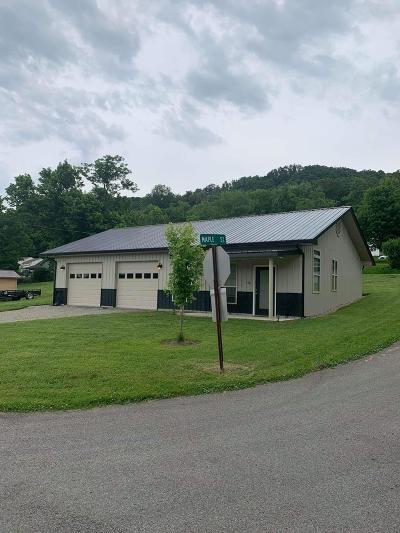 McDermott Single Family Home For Sale: 116 McDermott Rushtown Rd