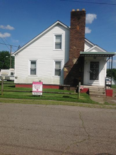 West Portsmouth Single Family Home For Sale: 1430 2nd Street