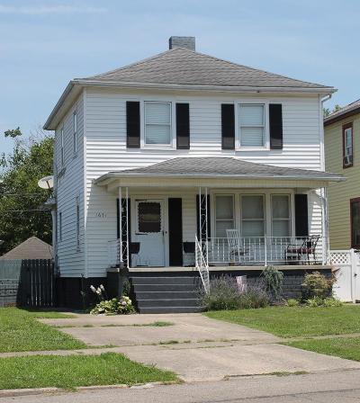 Portsmouth Single Family Home For Sale: 1651 Jackson Street