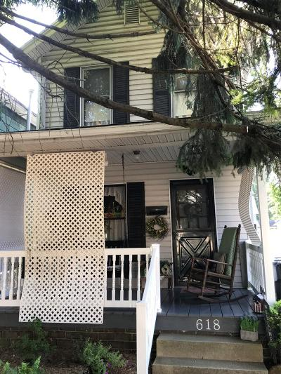 Single Family Home For Auction: 618 Sycamore